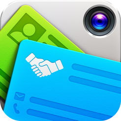 Zoho Business Card Scanner Program