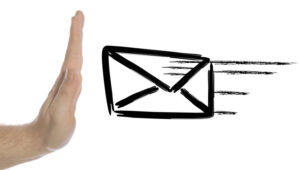Stop Email Going into Spam Folder